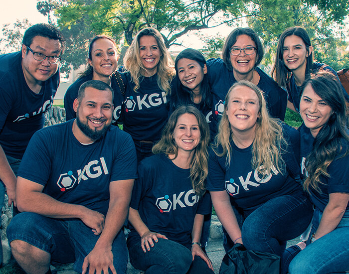 KGI 2019 students at orientation 3