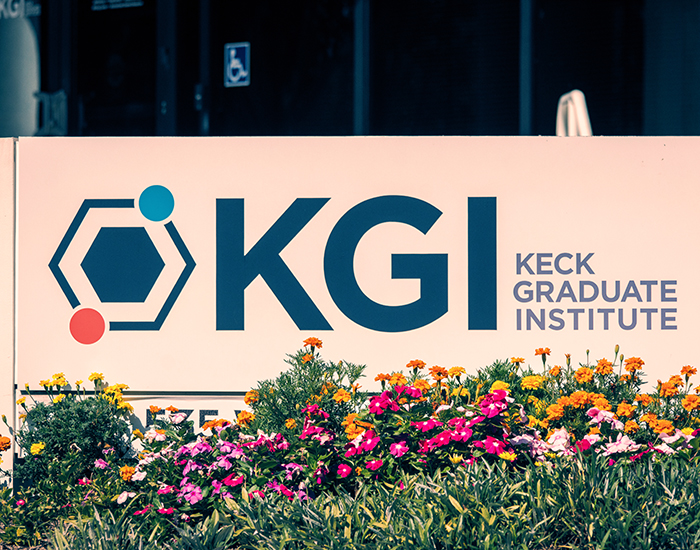 KGI campus sign