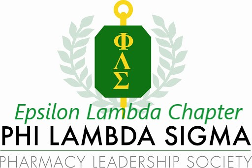 epsilon lambda chapter logo
